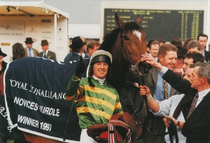 "Istabraq, the horse that moved a nation and who still ranks as one of the top 5 most popular Irish personalities today. To read more about this grandson of American legend, Secretariat, see THE VAULT's piece on Istabraq entitled ""Secretariat's Heart..."""