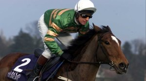 It was impossible not to love this courageous pair: Charlie and ISTABRAQ.