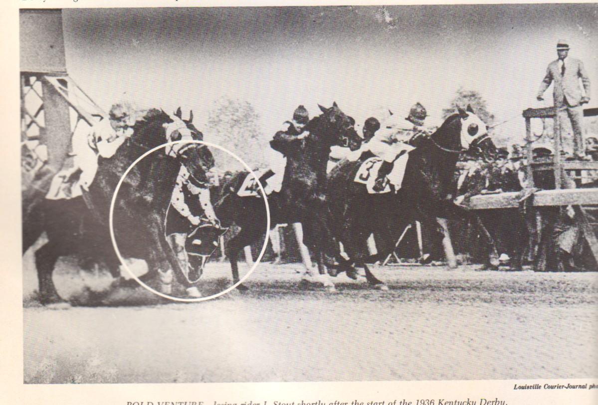 A Kentucky Derby Gazette The Vault Horse Racing Past
