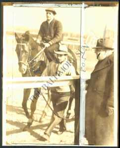 Fighting Fox, a full brother to Triple Crown winner Gallant Fox, was a great grandsire on the bottom of Ruffian's pedigree.