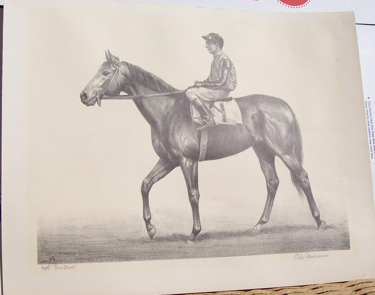 Good Wallpaper Horse Flicka - cw_anderson_lithos_w_signatures_026  Image_1285.jpg