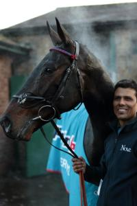 The kid causing the commotion: Sprinter Sacre