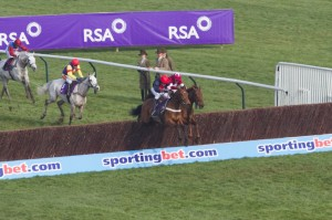 Bob's Worth stands as the current favourite in the Gold Cup (as of 08-03-2013). Photo and copyright, Toby Connors.