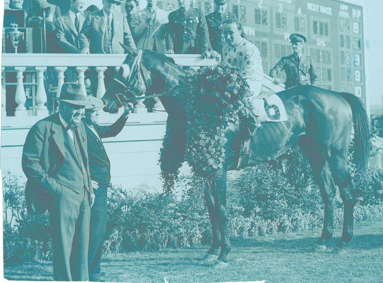 Commando | THE VAULT: Horse racing past and present