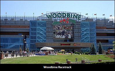 Is Woodbine Casino Open Today