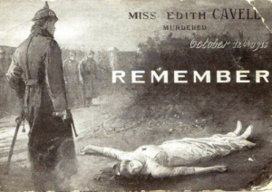 EDITH CAVELL_WWI Nurse