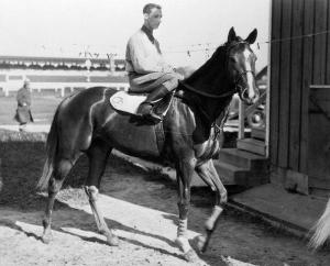 Nellie Flag, the royally-bred daughter of American Flag and Nellie Morse.