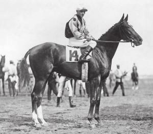 SARAZEN was another colt who saw defeat when he raced against MARS.