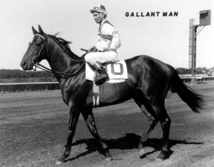 "GALLANT MAN, according to his brilliant trainer, John Nerud, ""had it all."""