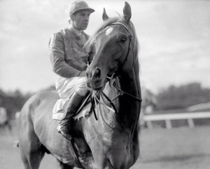 "Australia's ""blond bombshell,"" the incomparable PETER PAN deserves to be considered as great as PHAR LAP."