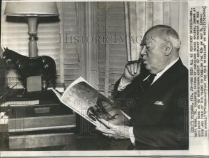 COLONEL MATT WINN pictured in 1937.