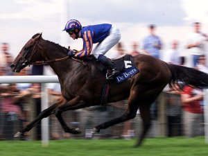 MONTJEU, who died at only 16 years of age, is TREVE'S maternal grandsire.