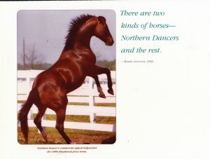 NORTHERN DANCER QUOTE by SANGSTER_$_57