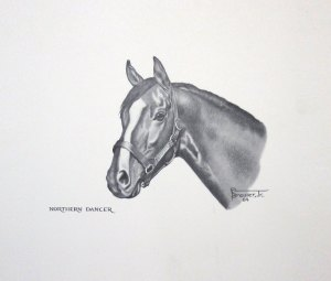 NORTHERN DANCER by Brewer, Jr.