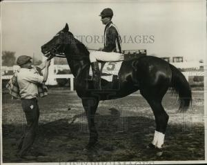 BATEAU with Frank Coltiletti up in 1928,