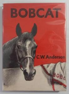 Bobcat, published in 1965, was about one of CWA's horses.