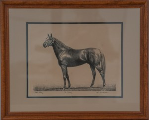 FAIR PLAY, sire of MAN O' WAR by C.W. Anderson