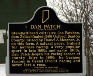 DAN PATCH: WADING INTO THE ENIGMA   THE VAULT: Horse racing